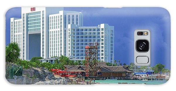 Beach Life In Cancun Galaxy Case