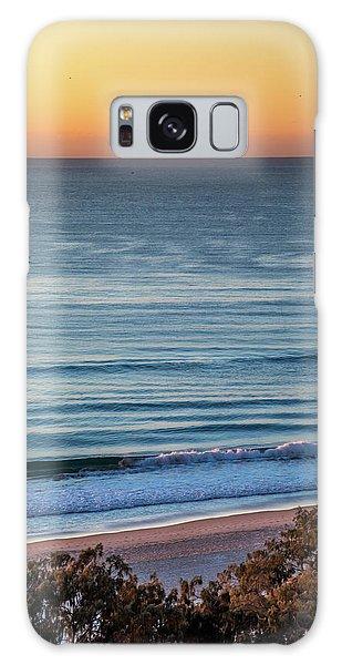 Beach Moods Galaxy Case