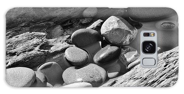 Beach Textures Galaxy Case
