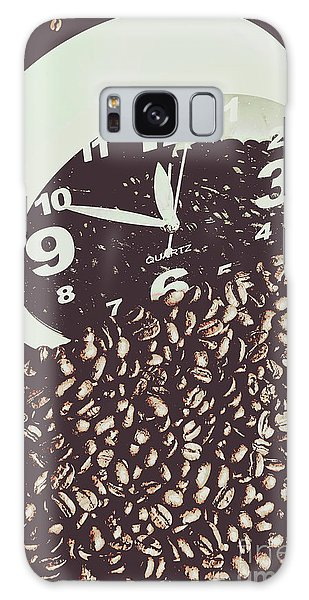 Cafe Galaxy Case - Bean Break by Jorgo Photography - Wall Art Gallery