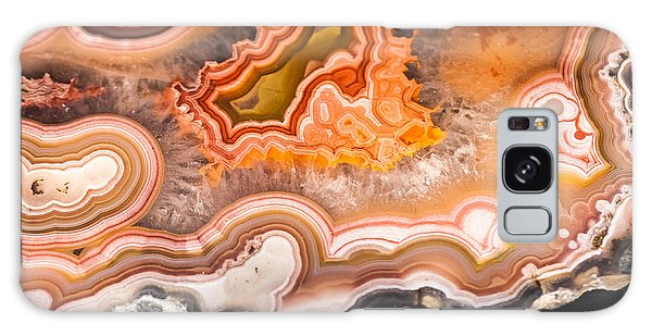 Geology Galaxy Case - Beautiful Crystals, Minerals And Stones by Ileana bt
