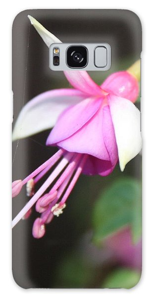 Beautiful Fuchsia Galaxy Case