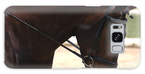 Powerful Galaxy Case - Beautiful Horse by Lee Torrens
