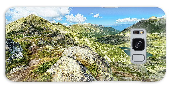 Beautiful Landscape Of Pirin Mountain Galaxy Case