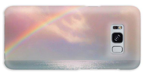 Beautiful Morning In Dreamland With Rainbow Galaxy Case