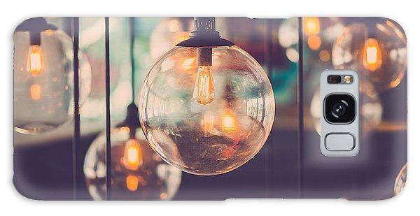Jewels Galaxy Case - Beautiful Retro Luxury Light Lamp Decor by Pushish Images