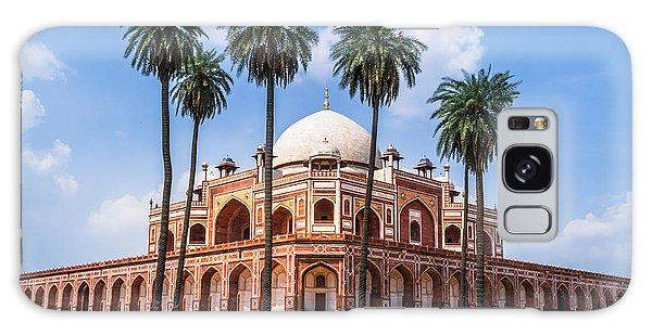 Spirituality Galaxy Case - Beautiful View Of Humayuns Tomb by Swapan Banik