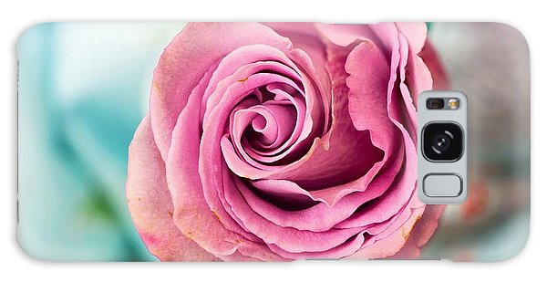 Beautiful Vintage Rose Galaxy Case