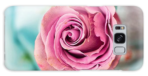 Beautiful Vintage Rose Galaxy Case