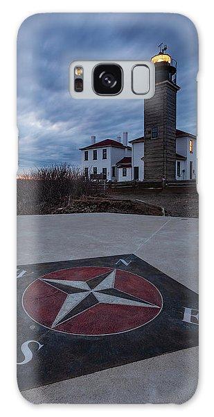 Beavertail Lighthouse Galaxy Case