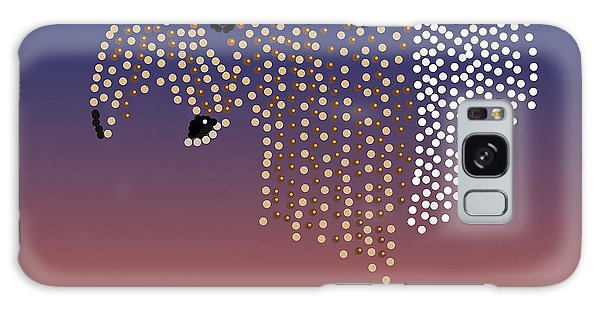 Bedazzled Horse's Mane Galaxy Case