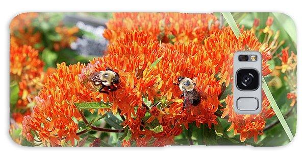 Bees Galaxy Case