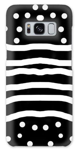 Behind Bars Galaxy Case