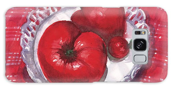 Bella Tomatoes Galaxy Case
