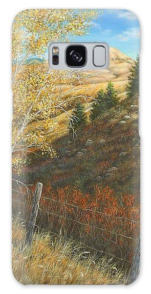 Belt Butte Autumn Galaxy Case