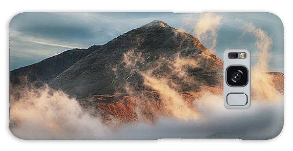 Ben Lomond Misty Sunset Galaxy Case