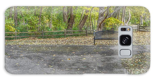 Bench @ Sharon Woods Galaxy Case