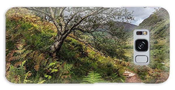 Fairy Pools Galaxy Case - Beneath The Ben Nevis Mountain by Debra and Dave Vanderlaan