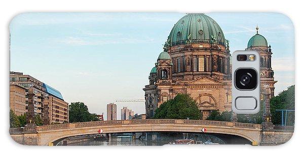Berliner Dom And River Spree In Berlin Galaxy Case