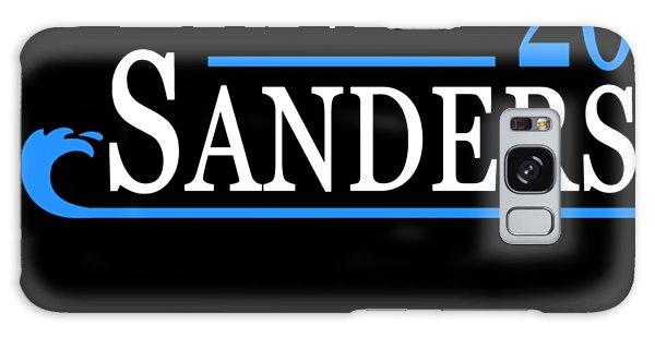 Bernie Sanders Blue Wave 2020 Galaxy Case