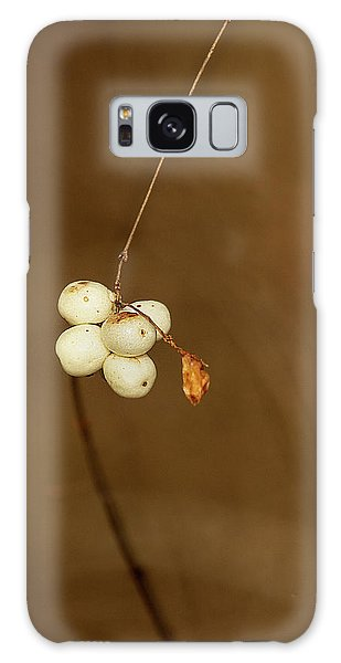 Galaxy Case featuring the photograph Berries by Bob Cournoyer