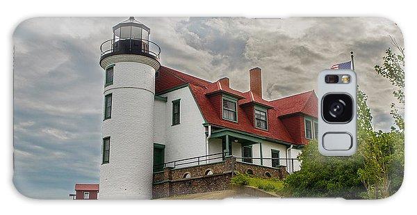 Bestie Point Lighthouse  Galaxy Case