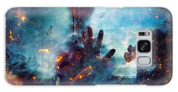 Nightmare Galaxy Case - Between Life And Death by Mario Sanchez Nevado