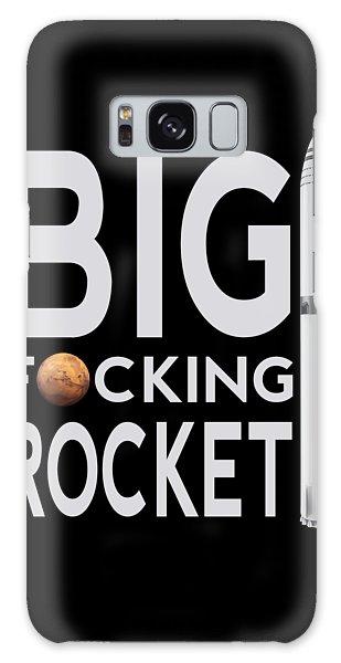 Milky Way Galaxy Case - Bfr Big Fucking Rocket by Filip Hellman