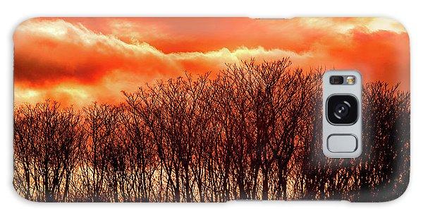 Bhrp Sunset Galaxy Case
