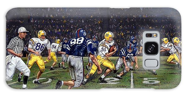 Cannon Galaxy Case - Billy Cannon's Halloween Heisman Haul by Mike Roberts