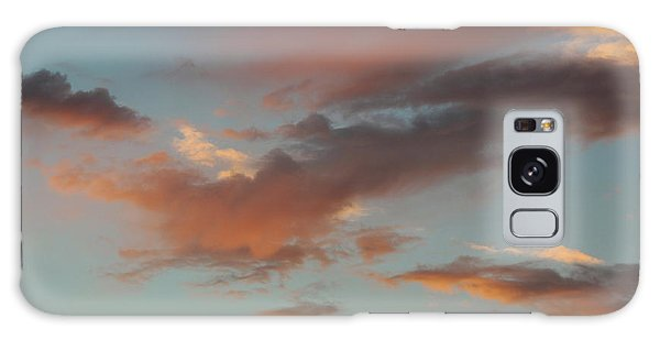 Bird Clouds Galaxy Case