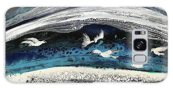 Birds Of Paradise #5 Galaxy Case