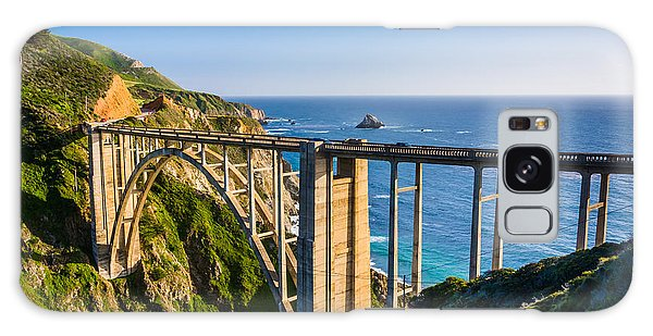 Monterey Galaxy Case - Bixby Creek Bridge, In Big Sur by Jon Bilous