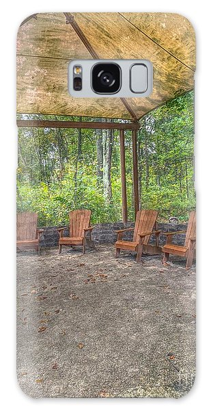 Blacklick Woods - Chairs Galaxy Case