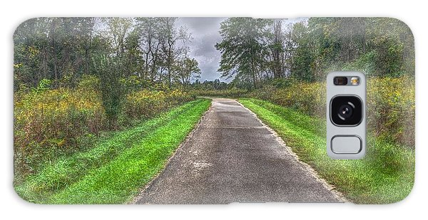 Blacklick Woods Pathway Galaxy Case