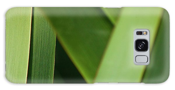 Galaxy Case featuring the photograph Blades I by Mark Shoolery