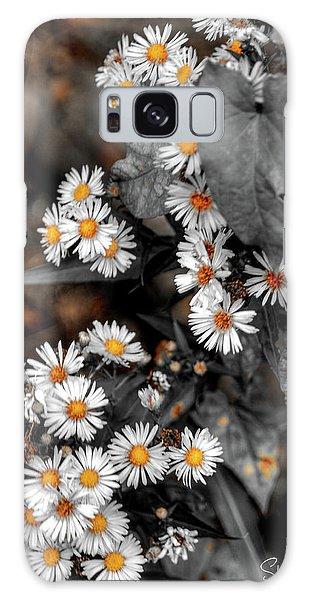 Blended Daisy's Galaxy Case