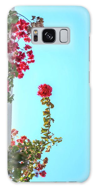 Blooming Beauty Galaxy Case