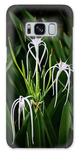 Blooming Poetry 4 Galaxy Case