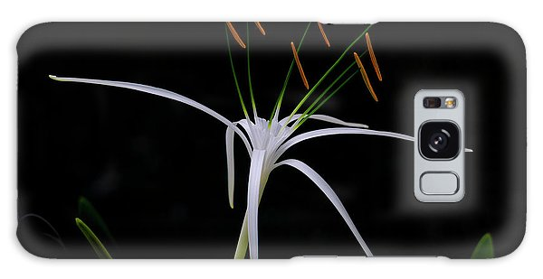 Blooming Poetry Galaxy Case