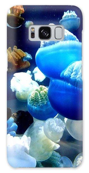 Blue Blubber  Galaxy Case