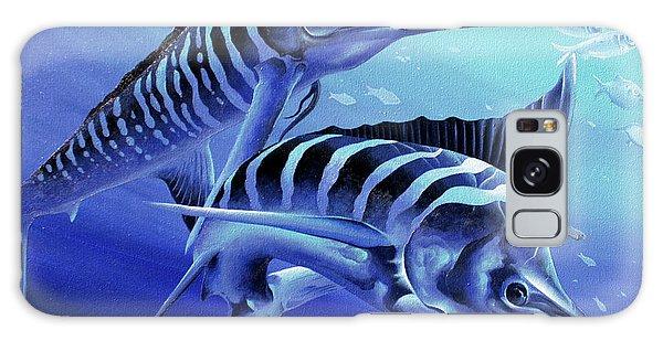 Blue Marlins Galaxy Case
