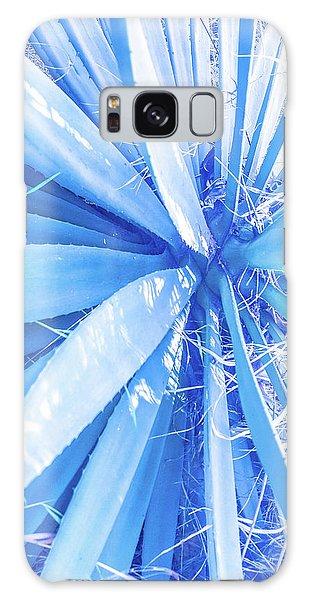 Blue Rays Galaxy Case