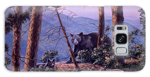 Blue Ridge Bears Galaxy Case