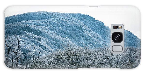 Blue Ridge Mountain Top Galaxy Case
