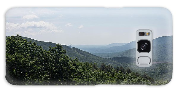Galaxy Case - Blue Ridge Mountain Views IIi by Suzanne Gaff