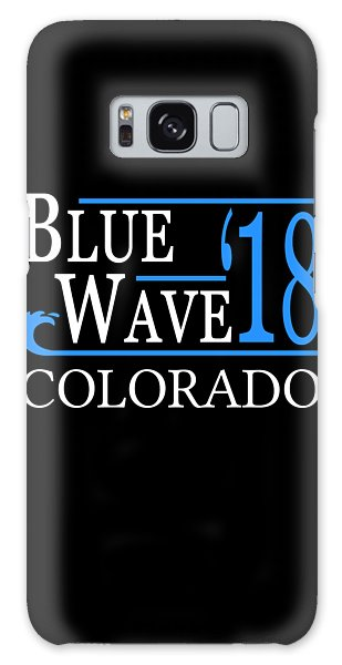 Blue Wave Colorado Vote Democrat 2018 Galaxy Case