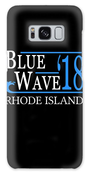 Blue Wave Rhode Island Vote Democrat 2018 Galaxy Case