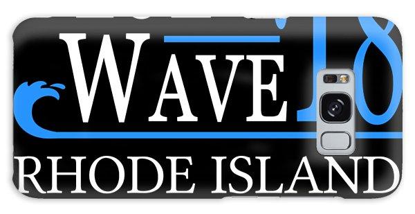 Blue Wave Rhode Island Vote Democrat 2018 Galaxy Case