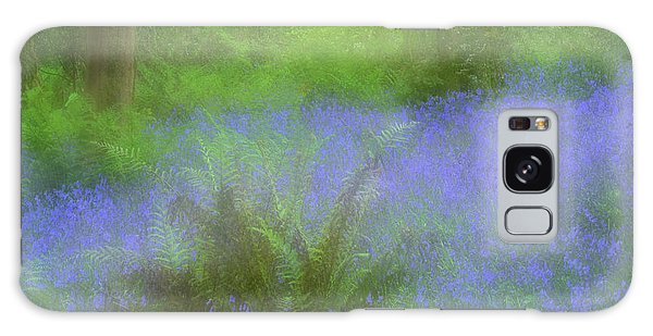 Bluebell Galaxy Case - Bluebell Impression by Janet Burdon